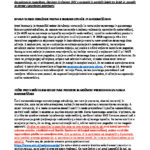 SVIZ - dopis sindikalnim zaupnikom